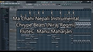 Ma Chahi Nepali | Samriddhi Rai Instrumental/Karaoke/Track with lyrics and download link