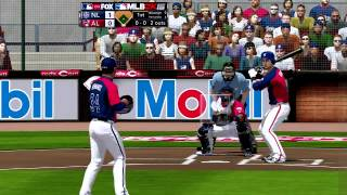 MLB 2K15 MOD 2015 ALL STAR Stadium (Cincinnati Reds)