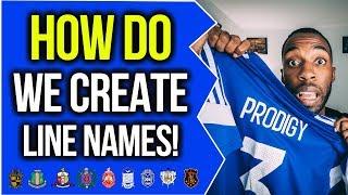 كيف يمكننا إنشاء خط الأسماء؟! | NPHC المشورة | كوري جونز