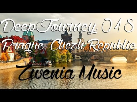 ♫ Deep House Video Mix 2015 #018 | Prague, Chezh Republic Timelapse HD