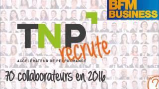 Guy Leturcq présente le plan de recrutement TNP sur BFM