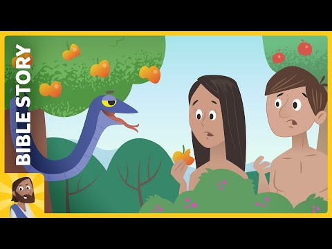 Bible App for Kids - The First Sin