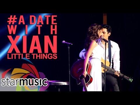xian and kim dance  (a date with xian lim)