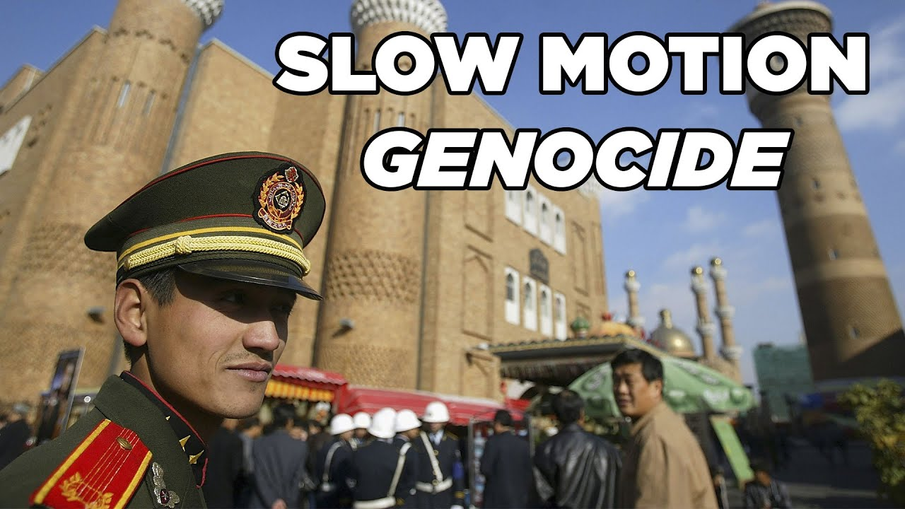 #78 China's Slow Motion Uyghur Genocide | Arslan Hidayat