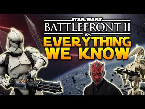 Everything We Know About Star Wars: Battlefront II