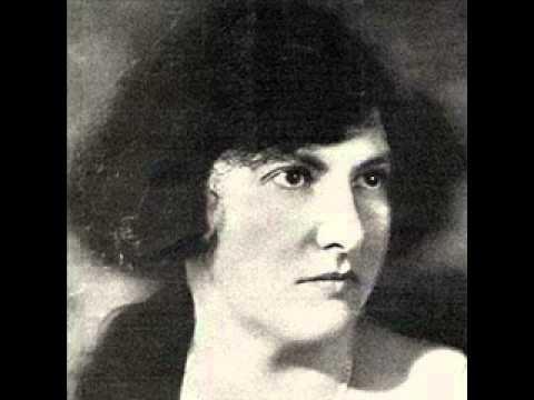 Marion Bauer: Four Piano Pieces (Virginia Eskin, pianist)