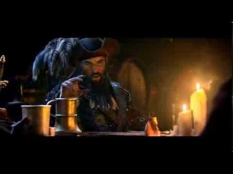Assasins Creed 4 Black Flag .Пират Черная борода молвит