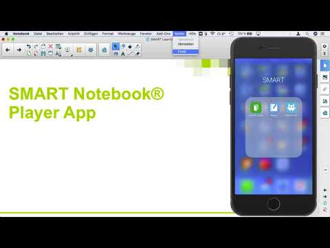 SMART Notebook Player App