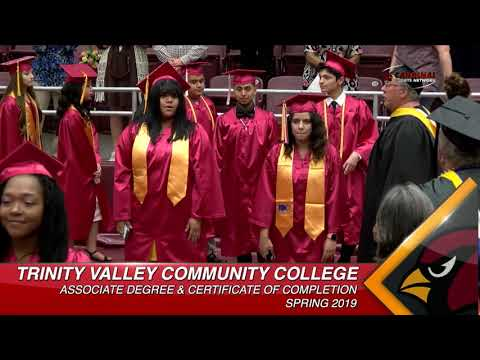 Associate Degree and Certificate of Completion || May 2019