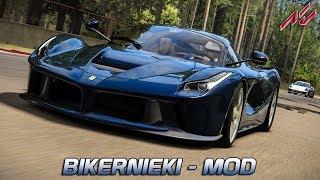 Bikernieki - Mod   Assetto Corsa German Gameplay [GER] [VR] Ferrari LaFerrari @ Bikernieki