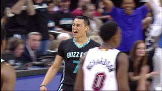 Charlotte Hornets Go On 18-0 Run in Game 3 Win Over Miami