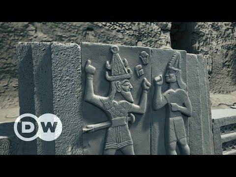 Arqueologa 2.0 - En busca de huellas con la tecnologa | DW Documental