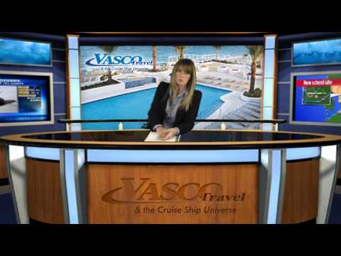 Vasco Travel Weekly Specials (May 10th 2010)