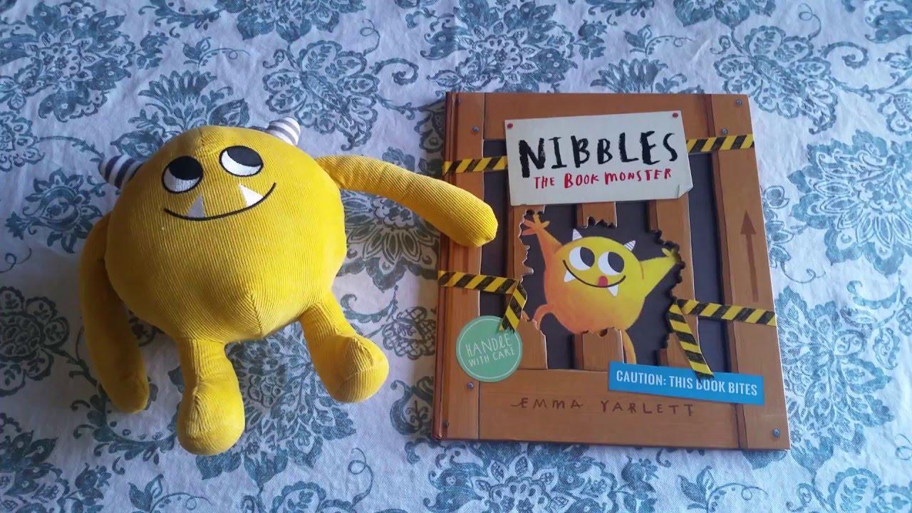 Nibbles The Book Monster Usborne Books  More midseason