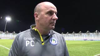 Video Gol Pertandingan AFC Fylde vs Wigan Athletic