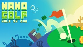 Nano Golf - Hole in One