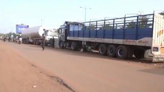 Mali, Grève des transporteurs routiers