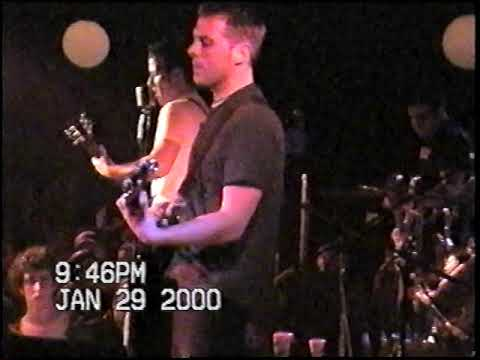 Nooner-Club Carrigans (Lehigh Valley, PA) 1/29/2000 Jumpin Line, Now Until, Falling Down