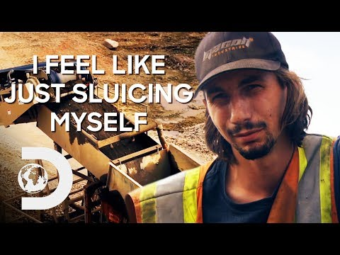 Parker's Mistake Costs His Crew Thousands Of Dollars | SEASON 10 | Gold Rush