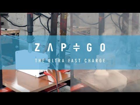 Zap&Go - Battery safety test (vs. Lithium-Ion)