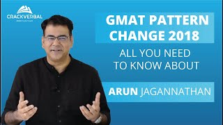 All About the 2018 GMAT Pattern Change from 16th April 2018