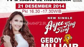 Video Ayu Ting Ting - Geboy Mujair download MP3, 3GP, MP4, WEBM, AVI, FLV Oktober 2018