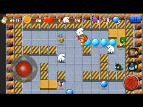 bomberman para celular touch screen