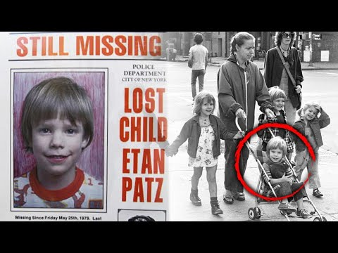 Is Etan Patz the Most Famous Missing Child of All Time?