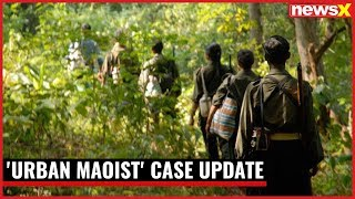 'Urban maoist' case update: 3 judge bench of the SC to resume hearing in case