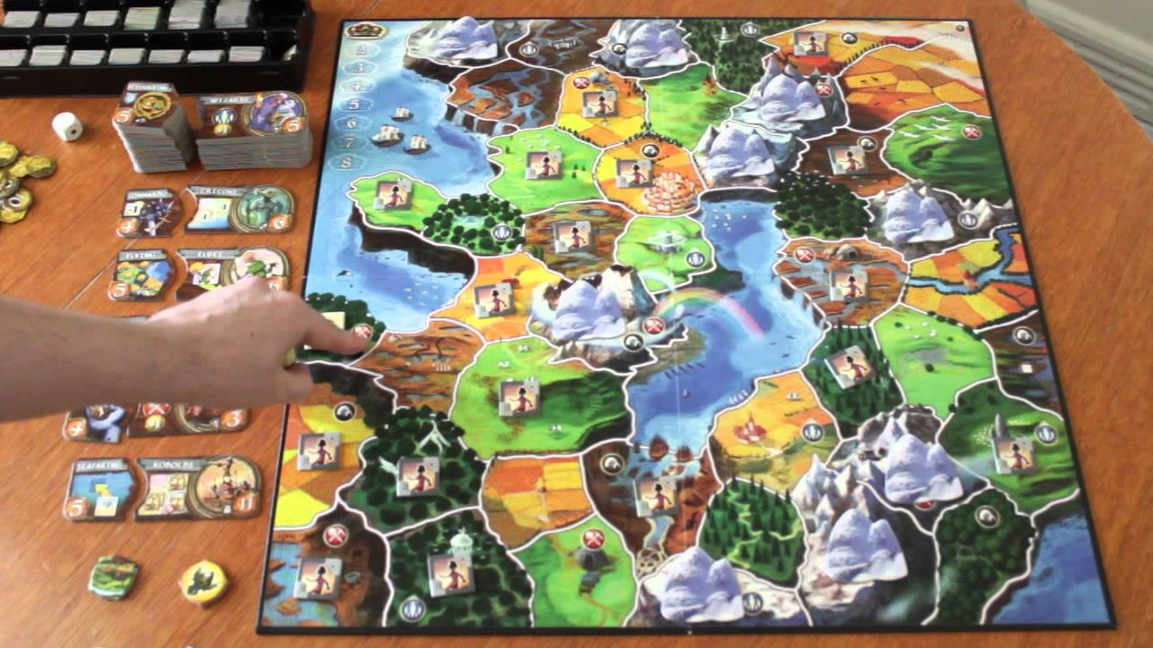 Small World - Board Game Review for TableTopDay - YouTube