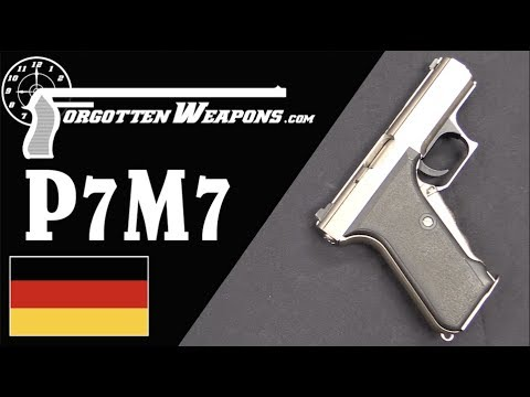 P7M7: The Mythical Lost  45 ACP H&K
