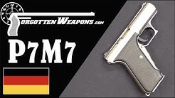 P7M7: The Mythical Lost .45 ACP H&K