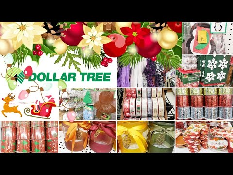DOLLAR TREE 🌲 SHOP WITH ME ❤ SO MANY NEW ITEMS!