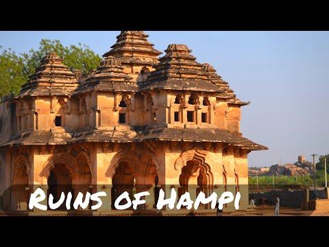 Exploring The Ancient City of Hampi   India Travel Vlog   Manisha Tajne