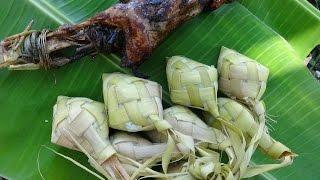 Puso De Cebu / Hanging Rice