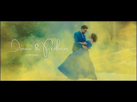 PRE SHOOT   2021 Diman & Prabani Italy/Milano/Sri Lankan Style ( Film by LS Filmmaker )
