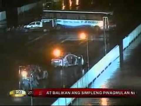 Manila hostage drama - Video footage of Philippine Tv Station  Part 1.mp4