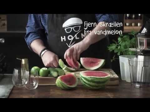 Køb HOLM - Slowjuicer - Stål