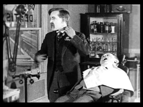 "Snub Pollard in ""The Dippy Dentist"" (1920) - organ score by Ben Model"