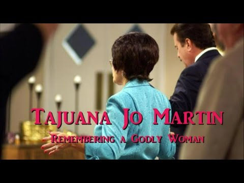 Tajuana Jo Martin Memorial Video