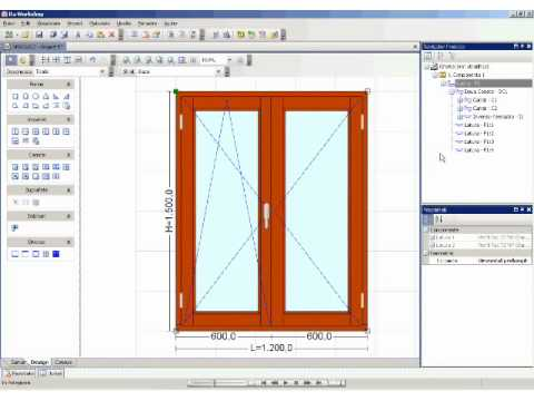 Ra Workshop Wood Windows Design Software Youtube