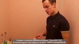 Видео обзор смываемой втулки ZEVA