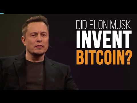 Did Elon Musk Invent Bitcoin?