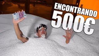 ENCUENTRA 500€ EN 16 MILLONES DE BOLAS DENTRO una HABITACIÓN (NIVEL DIOS)  [Logan G]
