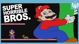 Juegos de Super Mario que NADIE deberia jugar | N Deluxe