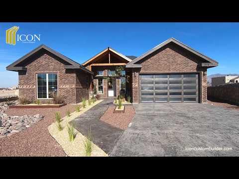 Home For Sale El Paso, TX. Contemporary Modern Interior $375K   2,368 Sqft   4 Beds   3 Baths