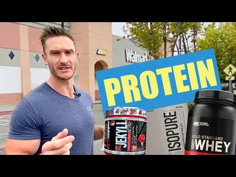 Protein Powders at Walmart - What to Get & AVOID