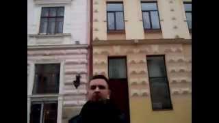 Черновцы, Кобылянская/Челюскинцов.(, 2015-03-28T10:27:07.000Z)