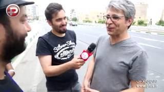 دوربین مخفی: وقتی بازیگر معروف، یک پسر نابینا را وسط اتوبان شلوغ تهران رها می کند/قسمت اول