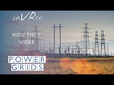 How Power Grids Work (Electrical Engineering)